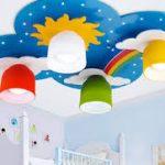 بازار زیباترین لوستر اتاق کودک